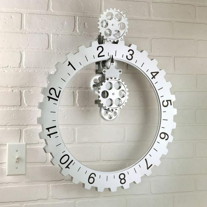 horloges-murales-intéressantes-décoration-innovative