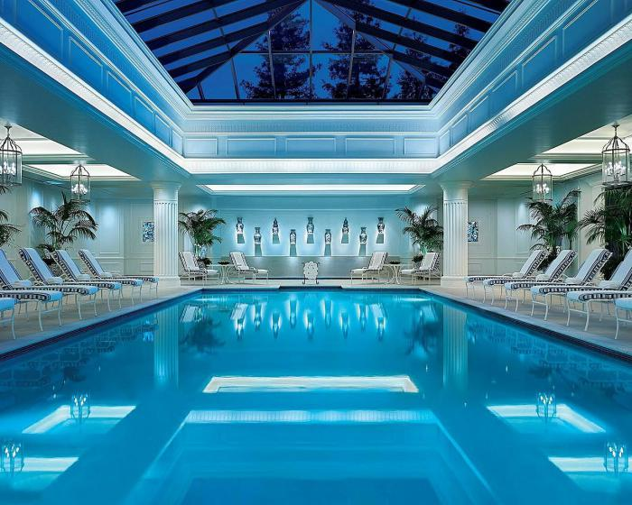 En recherche du meilleur bassin du type piscine olympique for Hotel cube londres