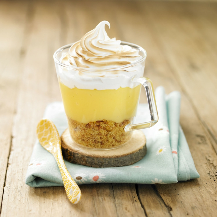 La tarte au citron meringuée - une belle idée - Archzine.fr