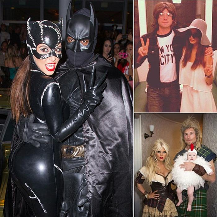 idée-déguisement-halloween-pas-cher-coutume-porter-batman
