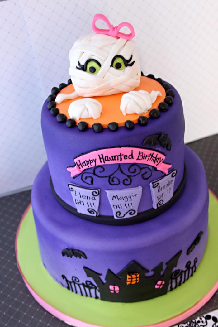 idée-gâteau-d-halloween-préparer-un-gâteau-festive-cool