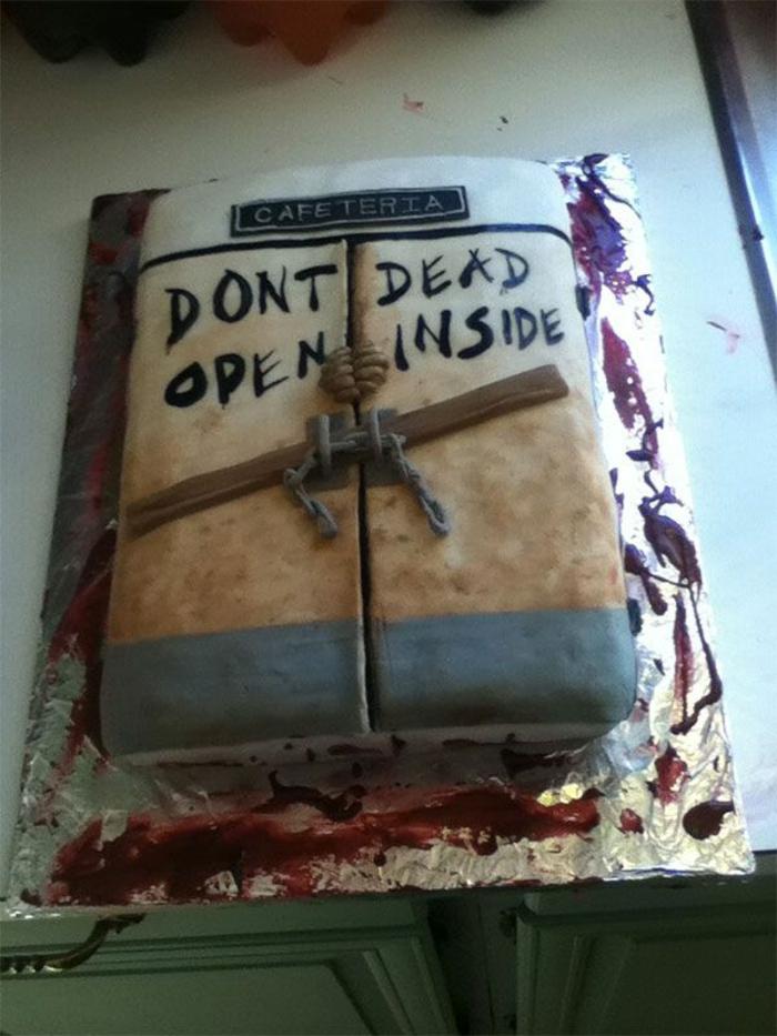 idée-gâteau-d-halloween-préparer-un-gâteau-festive-tombeau-idée-deco