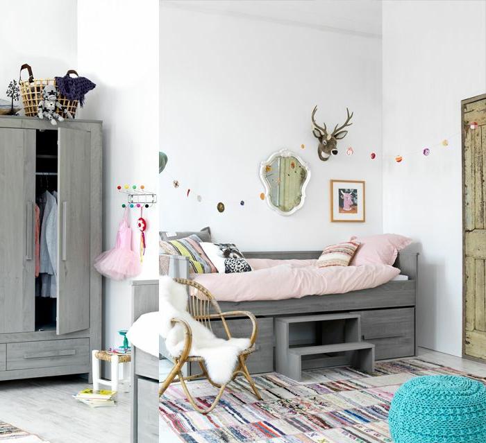 joli-conforama-armoire-enfant-de-couleur-gris-en-bois-pour-la-chambre-d-enfant-avec-tapis-coloré