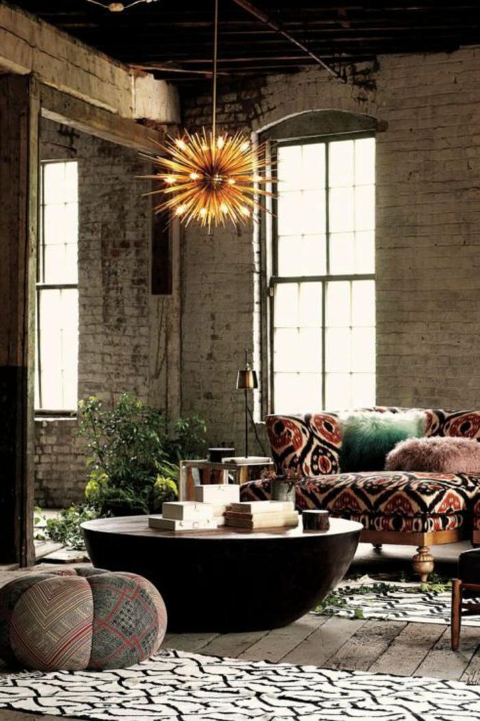 lustre moderne pour salon marocain. Black Bedroom Furniture Sets. Home Design Ideas