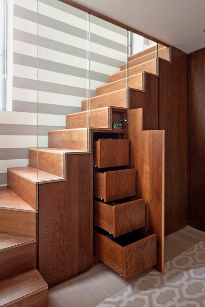 43 photospour fabriquer un escalier en bois sans efforts for Forum interieur et design
