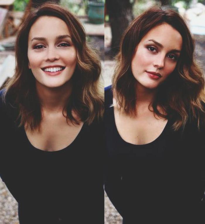 jolie-coupe-de-cheveux-dégradé-femme-moderne-blouse-noir-cheveux-mi-longs
