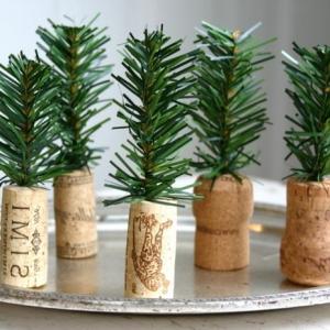 Comment incorporer la branche de sapin dans la décoration de Noël ? 40 idées en photos!
