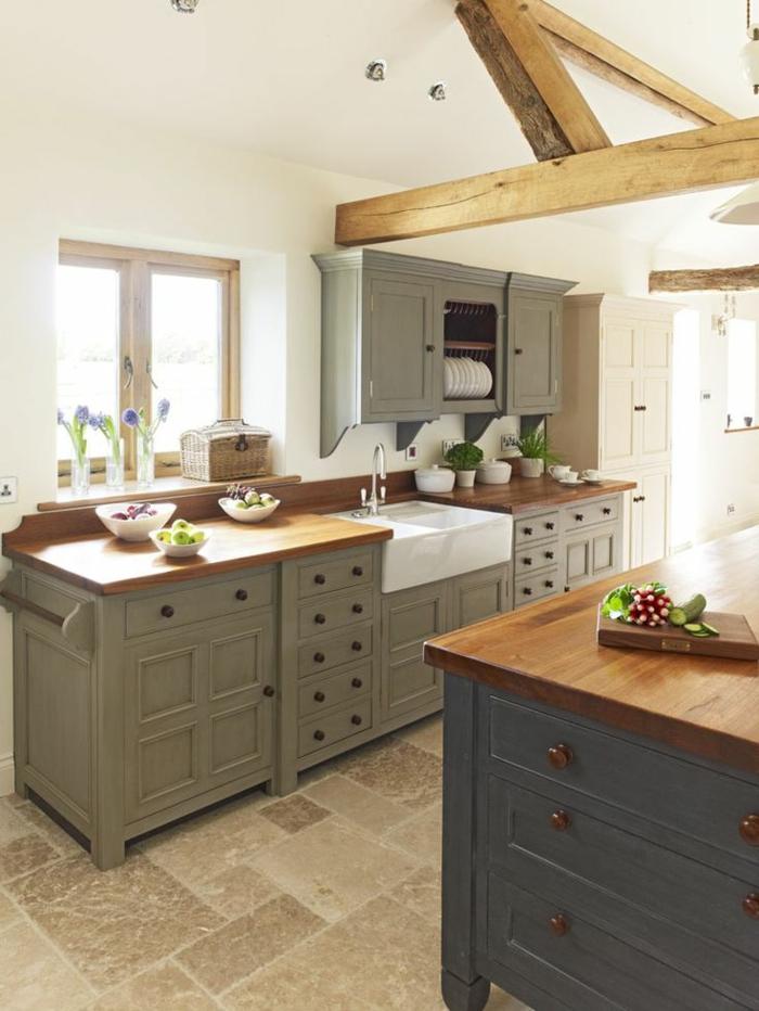 jolie-poutre-en-bois-poutre-chene-pour-decorer-la-cuisine-moderne-meubles-en-bois