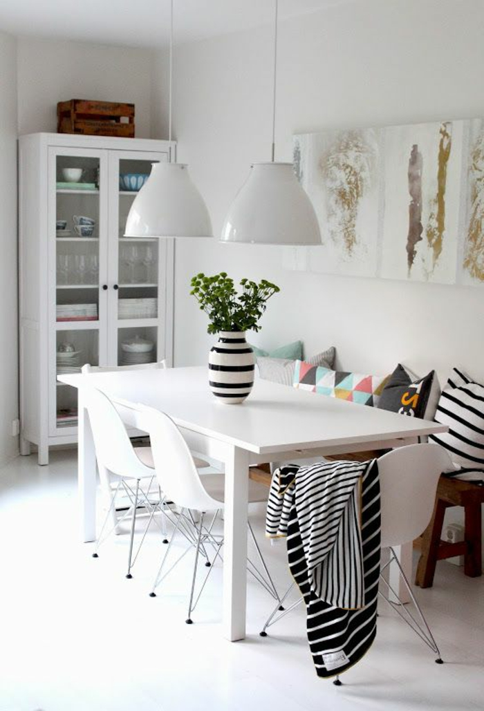 1000 ideas about chaise salle a manger on pinterest for Jolie salle a manger