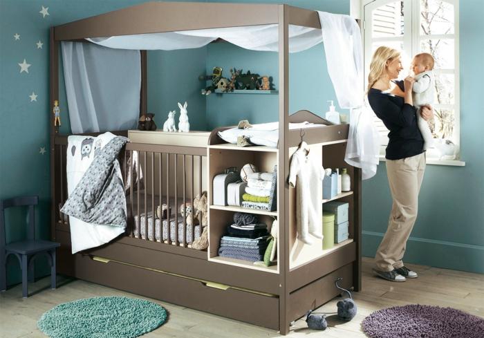 la-deco-chambre-bebe-garcon-chambre-thématique-bleu-etoiles