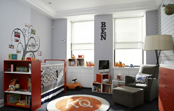 la-deco-chambre-bebe-garcon-chambre-thématique-gris