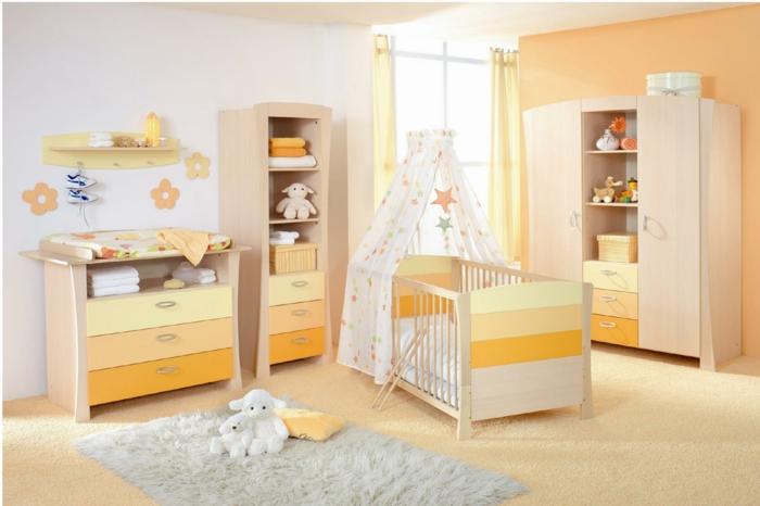 la-deco-chambre-bebe-garcon-chambre-thématique-jaune