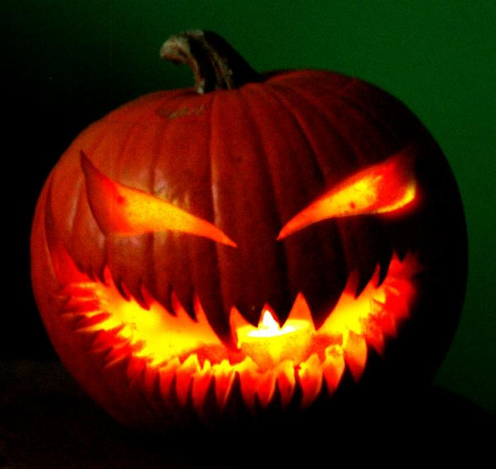 La citrouille halloween faire la meilleure d coration - Decoration citrouille pour halloween ...