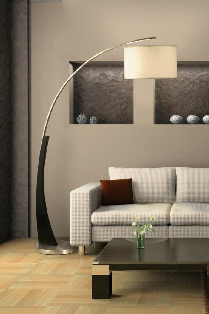 la-lampe-arc-dans-toute-sa-beauté-lampadaire-conforama-pour-le-salon-lampadaire-alinea-blanche