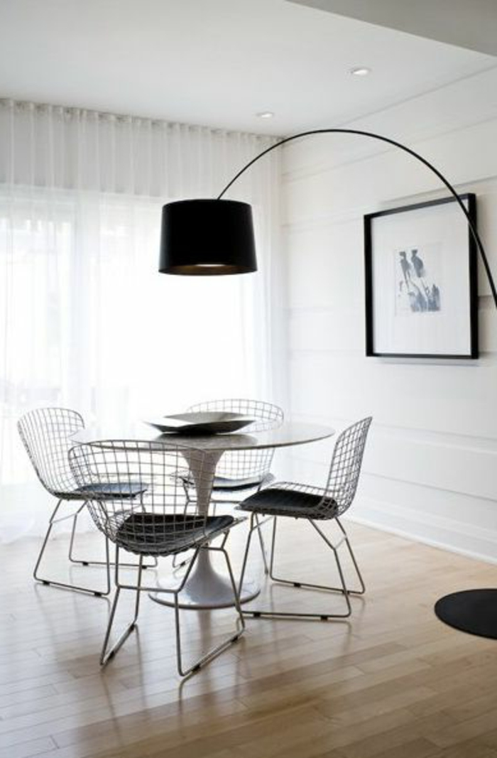 lampadaire arc pas cher. Black Bedroom Furniture Sets. Home Design Ideas