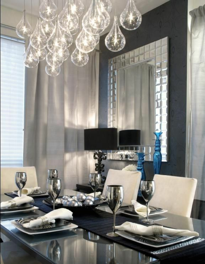 lustre pour salle a manger maison design. Black Bedroom Furniture Sets. Home Design Ideas