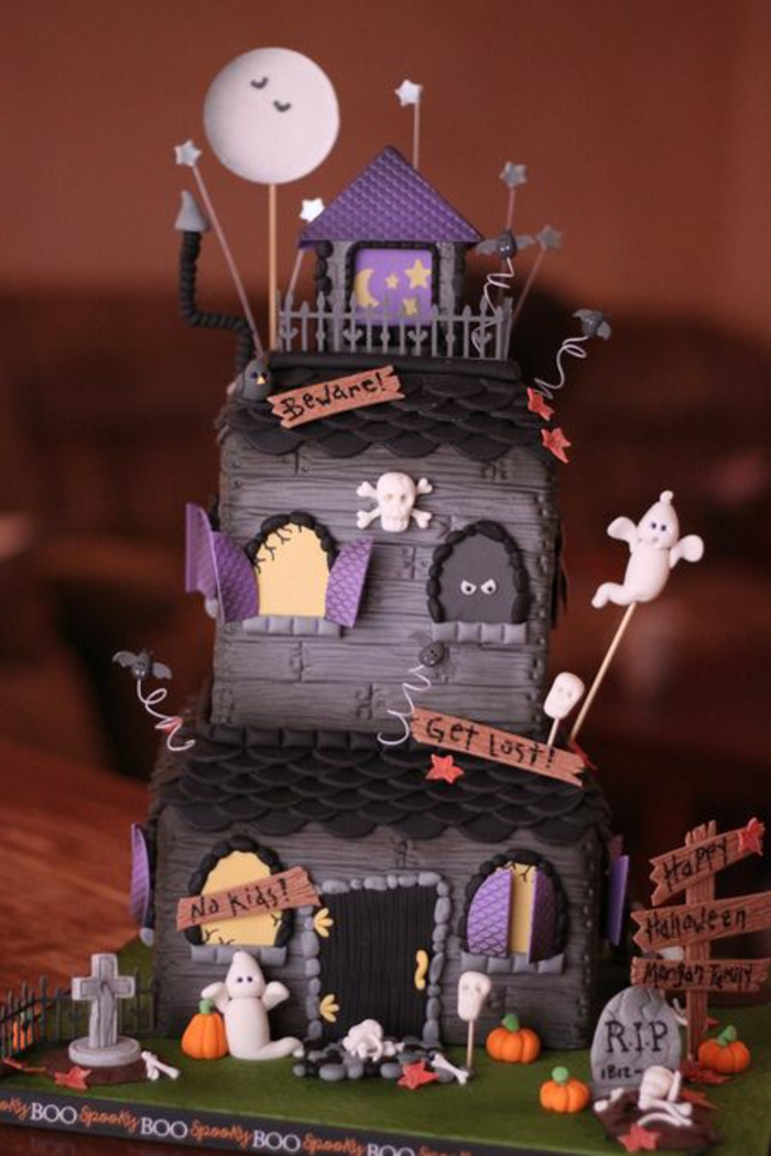 les-gâteaux-halloween-gateau-halloween-facile-art-fondant