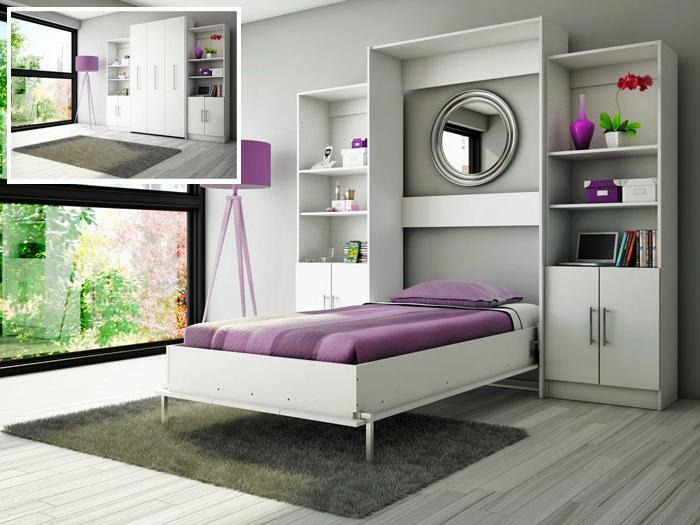 lit-mural-lit-rabattable-comment-amenager-la-chambre-violet