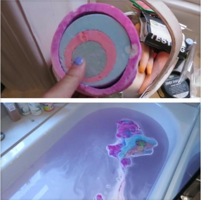 lush-produit-idées-confort-salle-de-bain-bombe-de-baignoire