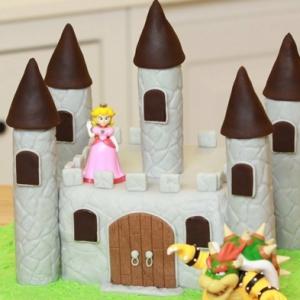 Le gâteau château - 37 idées qui vont vous charmer!