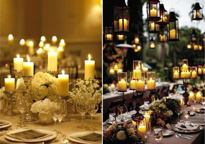 menu-mariage-photophore-chaleur-déco-table-lumieres