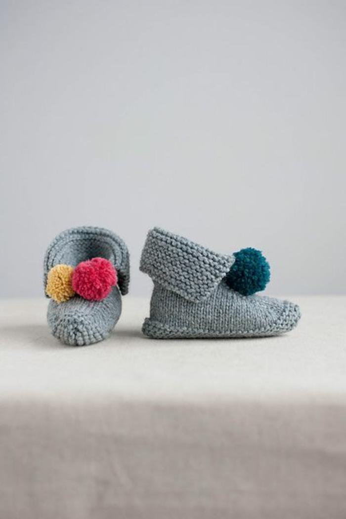 mignon-bébé-pantoufle-enfant-idée-originale-cool