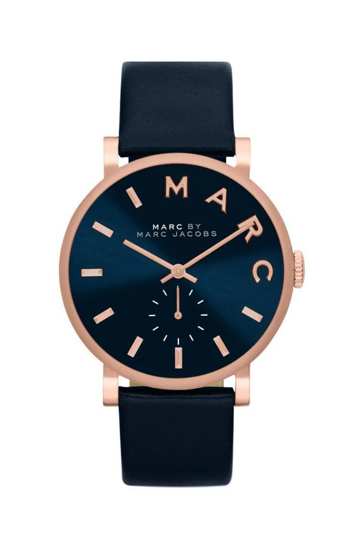 montre-marc-jacobs-noir-et-doré-bracelet-de-montre-cuir