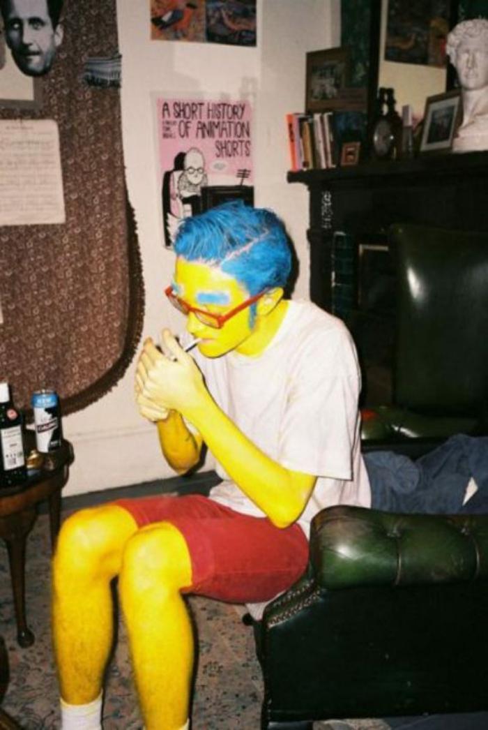originale-coutume-Halloween-idées-fête-Toussaint-simpsons