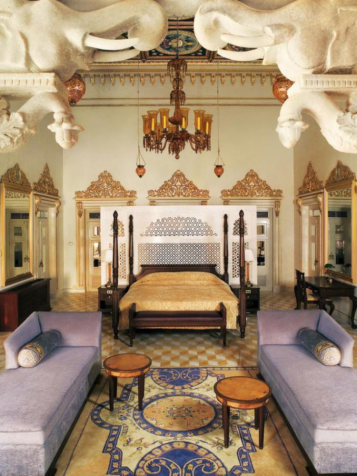 Visiter l 39 inde rester dans un palais indien pour le week for Reserver un hotel a paris sans payer