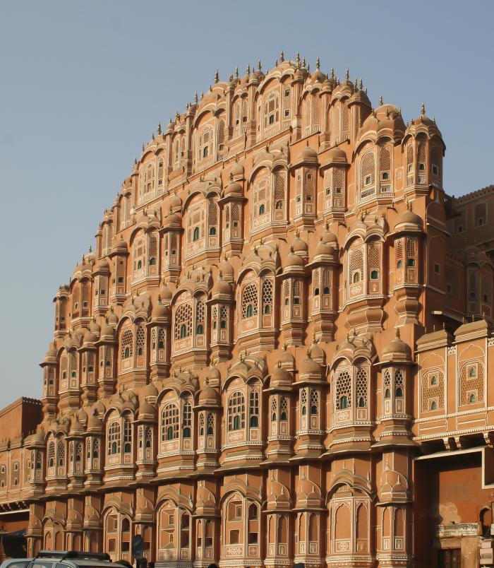 Visiter l 39 inde rester dans un palais indien pour le week for Architecture indienne