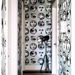 Choisir un papier peint de couloir original