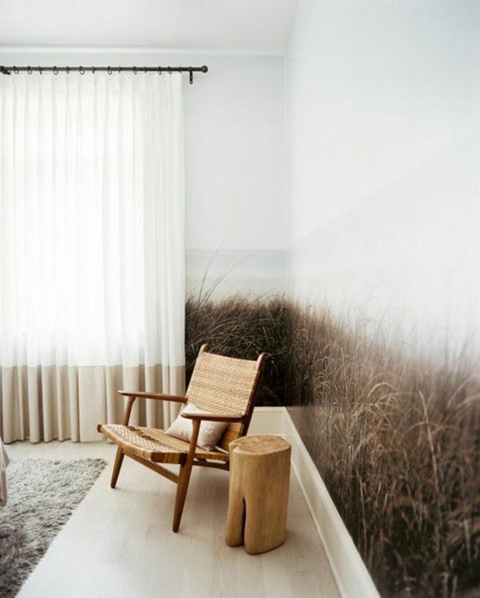 papier-peint-design-pour-salon-sticker-mural-la-mer-beau-paysage-sur-papier-peint