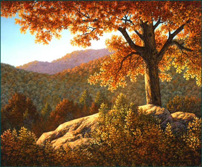 peinture-autumne-landscape-desktop-idée-tableau-jolie