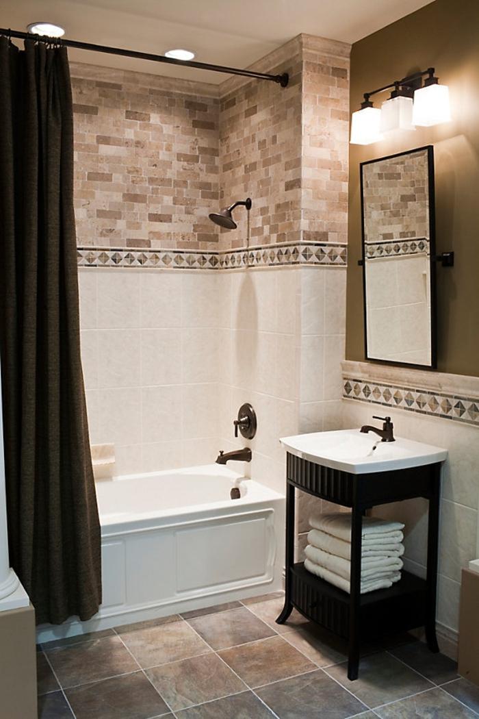 peinture-carrelage-salle-de-bain-idées-originales-à-réaliser-baignoire