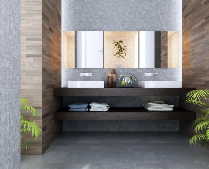 peinture-carrelage-salle-de-bain-idées-originales-à-réaliser-vasque-bol-en-verre