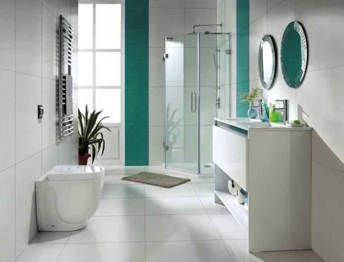 peinture-pour-carrelage-salle-de-bain-idée-originale-douche-cabine