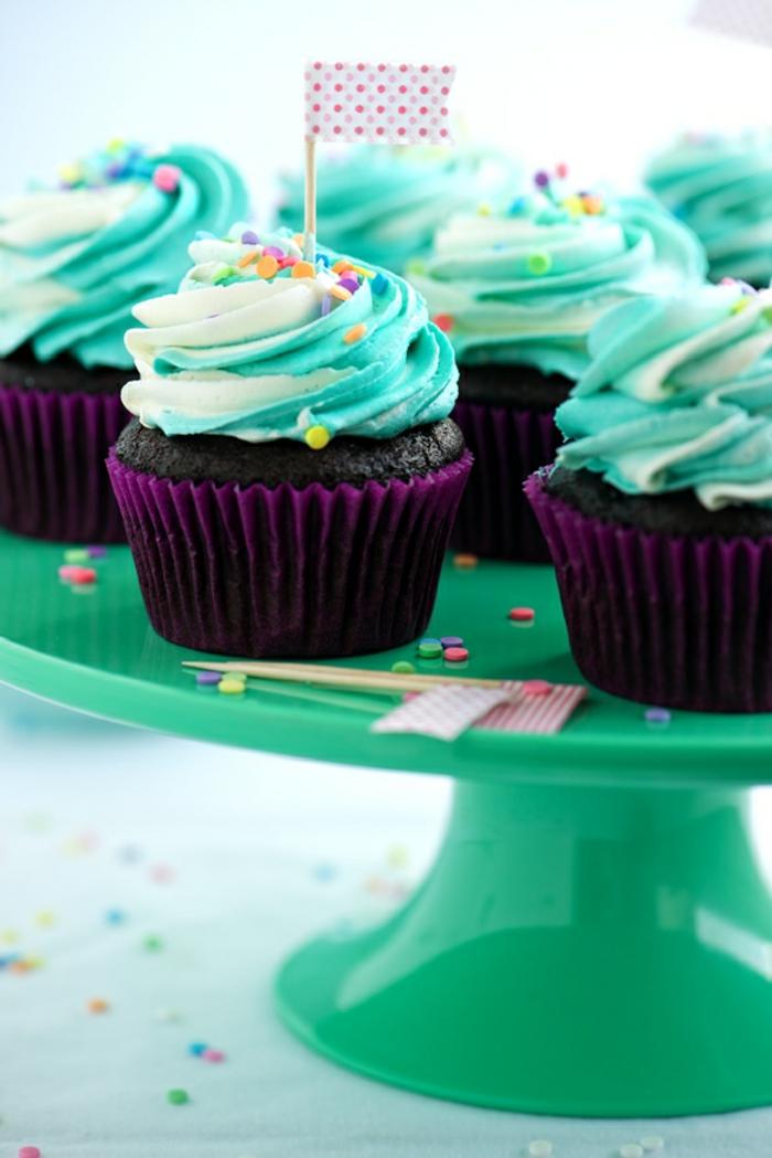petit-gateau-cupcake-recette-déco-gateau-colorage-alimentaire