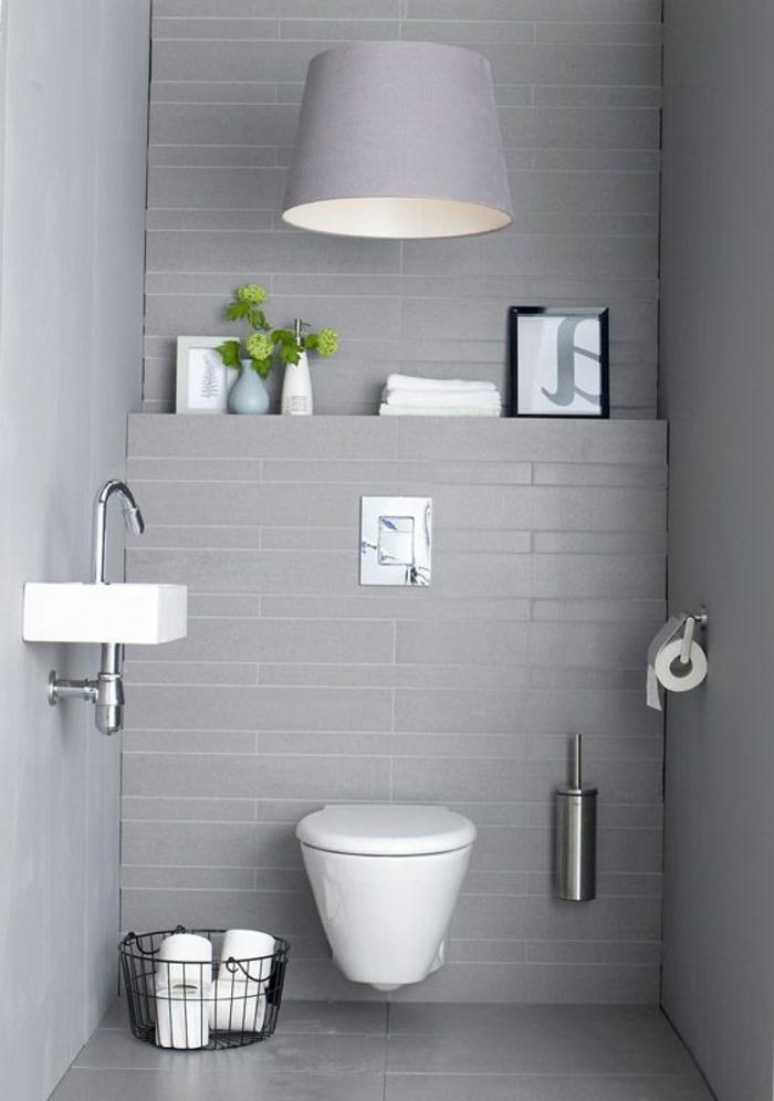 Carrelage Pour Petite Salle De Bain - Maison Design - Bahbe.Com