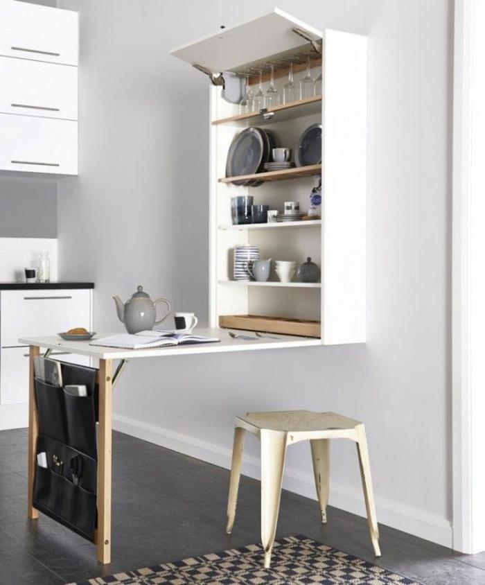 petite-table-pliante-cuisine-conforama-salle-à-manger-chaises-idée-tout-en-un