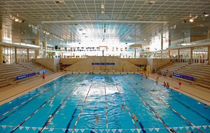piscine-olympique-à-Montpellier-installations-sportives