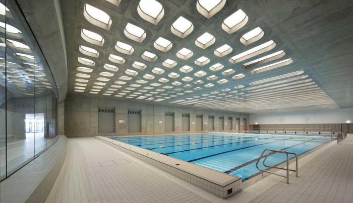 piscine-olympique-Londres-le-centre-aquatique