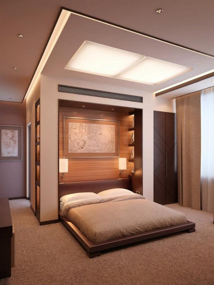 plafond-lumineux-lit-plateforme-faux-plafond-lumineux