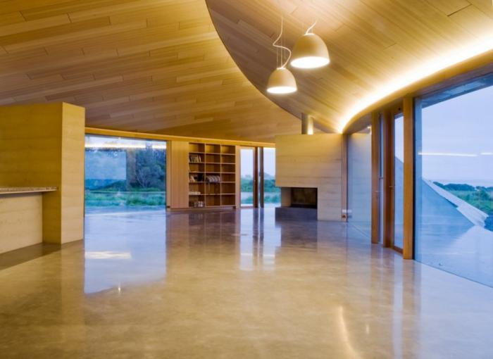 plafond-lumineux-plafond-en-formes-ondulantes-avec-éclairage