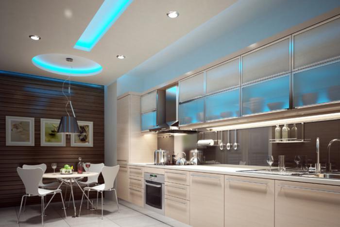 plafond-lumineux-plafond-tendu-avec-éclairage