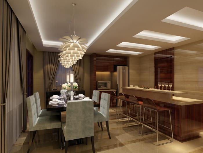 plafond-lumineux-système-d'éclairage-pour-plafond