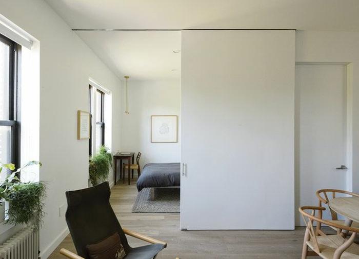 porte-à-galandage-porte-coulissante-pour-separer-les-chambres-sol-en-parquet