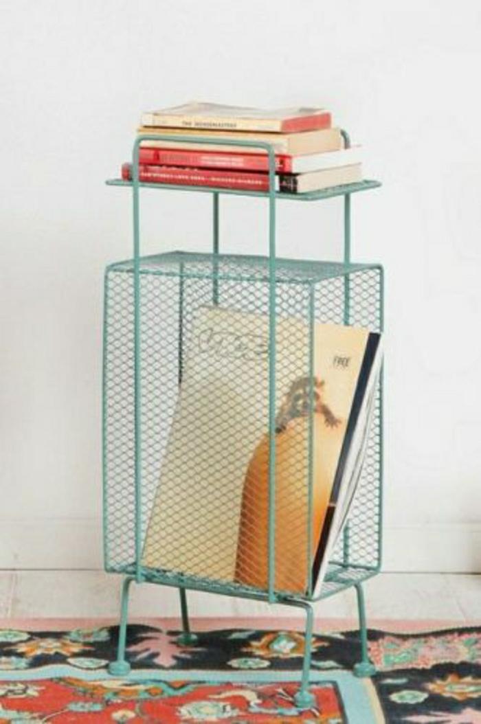Le porte revue un meuble et un objet d co en 40 images - Fabriquer un porte revue ...