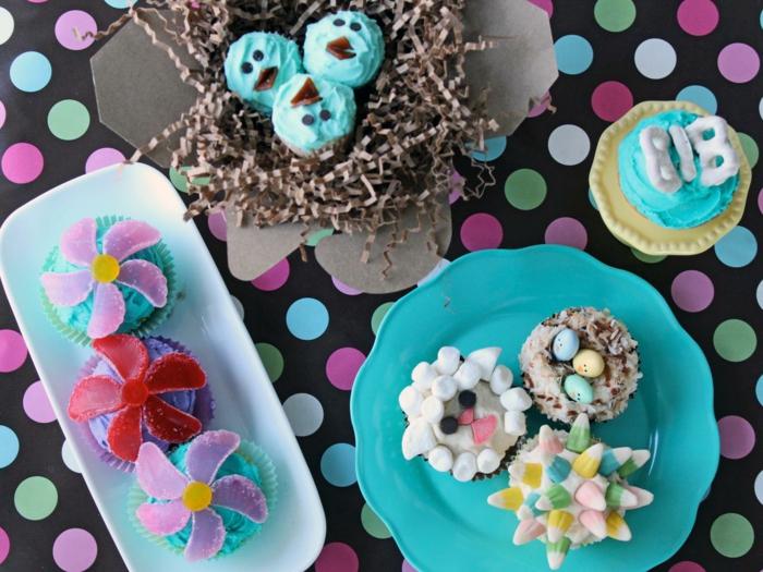 recette-cupcake-glacage-idée-originale-décoration-cupcake-déco-gateau