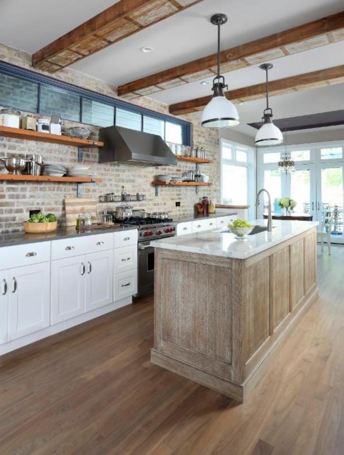 relooker-sa-cuisine-sol-en-planchers-en-bois-clair-meubles-de-cuisine-en-bois-clair