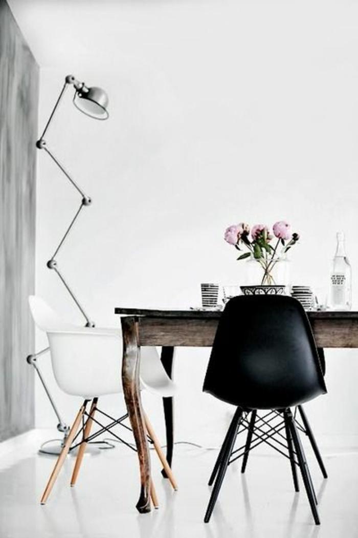 salle-à-manger-complète-conforama-accorder-les-couleurs-dans-la-salle-a-manger-conforama-table-en-bois-massif